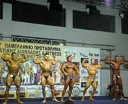 BodyBuilding Overall