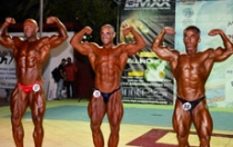 IFBB 25o Πανελλήνιο Πρωτάθλημα 2012 OVERALL