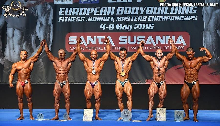 Alberto ALONSO (2nd place)  Rafael BELTRAN (1st place)  Nour EL FELYLY (3rd  place). 6bbfae360f