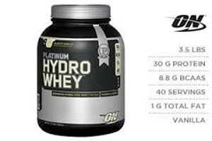 Hydrolyzed Whey Protein (HWP)