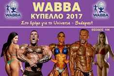 WABBA International Kύπελλο 2017