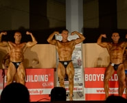Body Athletic II,Masters & Super Masters