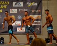 Men's Physique Εφήβων