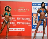 Μs Bikini Shape & Ms Athletic Shape