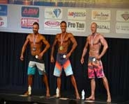 Masters Mens Physique Open