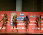 Miss Bikini Shape & Athletic