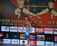 Masters Mens Physique Over 40y. Open