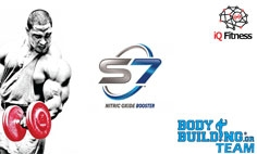 S7™ - Nitric Oxide Support Factor