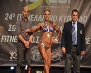 Womens Physique Open