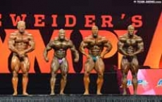 Mr Olympia 2015 Prejudging