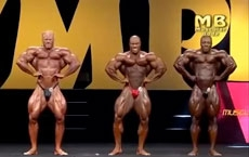 Mr Olympia 2015 - Finals