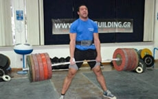 3o Atlas Challenge 2013 -  Open Deadlift Max Reps