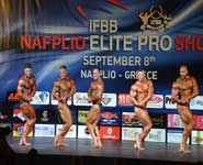 Elite Mens Bodybuilding