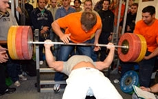 1o Atlas Challenge 2011  - Open Powerlifting