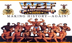 World Bodybuilding Federation (WBF)