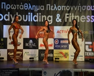 Miss Fitness - Miss Figure