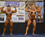 Women's Physique -Open