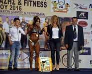 Women Physique Masters